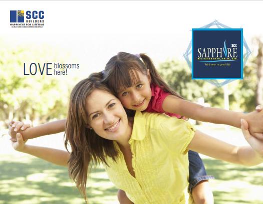 SCC Sapphire in Raj Nagar Extension
